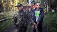 Handfester Kampf um das Urwald-Paradies Białowieża