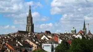 Zehn Polizisten bei Ausschreitungen in Bern verletzt