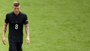 Toni Kroos beendet Nationalmannschaft-Karriere
