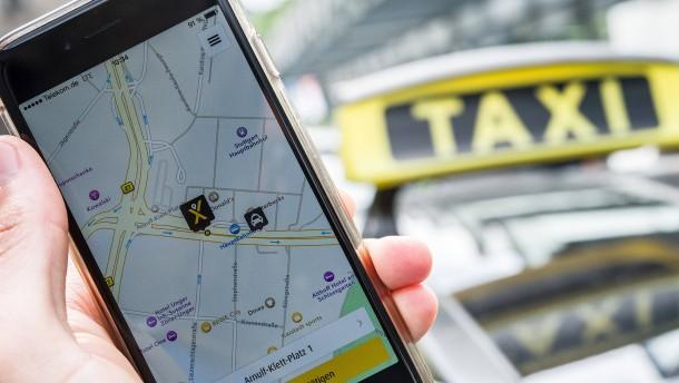 """Rabattaktion von """"My Taxi"""" erlaubt"""