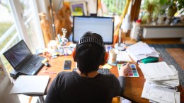 Viele Unternehmen planen mit mehr Homeoffice