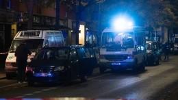 Polizei fasst Verdächtige nach Überfall in Gesundbrunnen