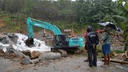 Opferzahl nach Hochwasser in Indien steigt