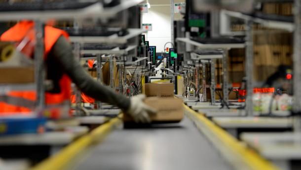 Leiharbeit bei Amazon: Ergebnisse der Sonderpruefung in dieser Woche