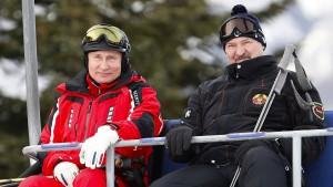 Putin greift jetzt nach Weißrussland