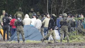 Vier Tote an der Grenze zu Polen