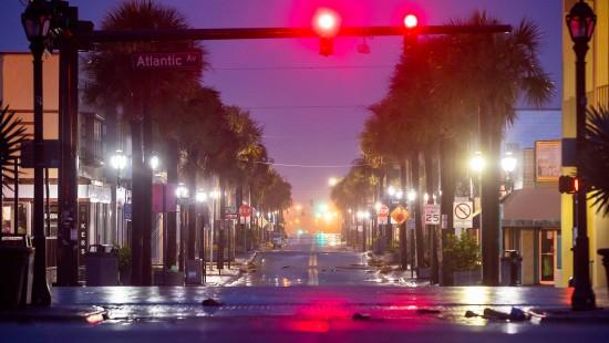 """Florida bereitet sich auf """"Dorian"""" vor"""