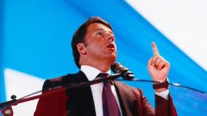Zweifel an Italiens Steuersenkungen