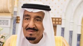 SaudischerKönig Salman