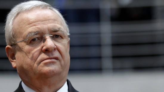 Ex-VW-Chef Winterkorn in Detroit angeklagt