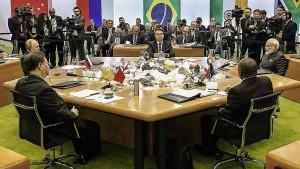 Putin, Xi und Bolsonaro stellen sich gegen Trump
