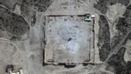 Satellitenbilder zeigen Zerstörung in Palmyra