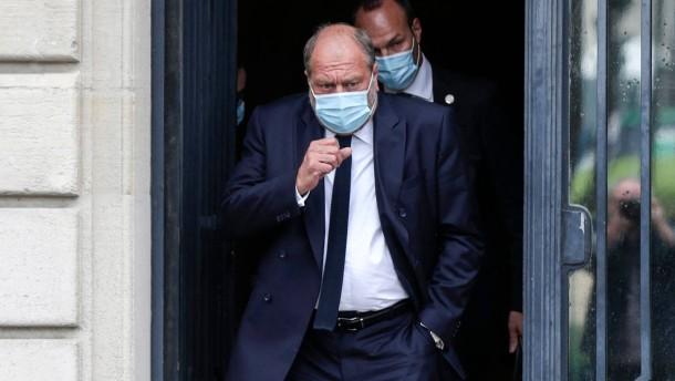 Ermittlungen gegen Frankreichs Justizminister