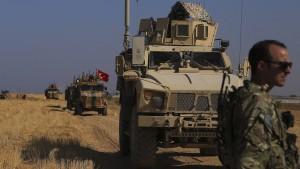 Türkei bereitet Einmarsch in Syrien vor