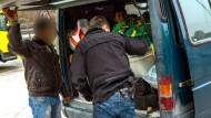 Schleuserzeit auf der Balkanroute