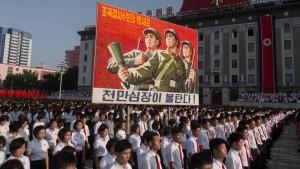 Wie Nordkoreas Nachbarn mit der Krise umgehen