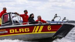 DLRG erwartet mehr Badeunfälle
