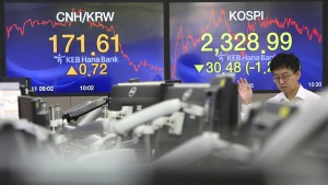 Ansturm auf die Schwellenländer
