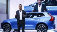 Volvo geht auf Distanz zum Diesel
