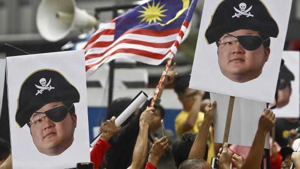 Malaysischer Investor verliert 700 Millionen Dollar