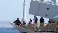 UN befürchten bis zu 700 tote Flüchtlinge im Mittelmeer
