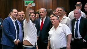 Israel auf einem dunklen Weg