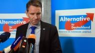 Höcke: Ausschlussverfahren machtpolitisch motiviert
