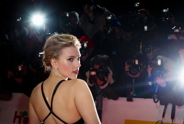 Bilderstrecke Zu Nacktbilder Von Scarlett Johansson