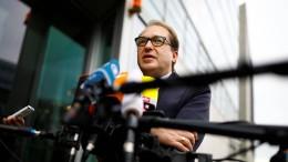 """Dobrindt: """"Optimismus allein reicht nicht aus"""""""