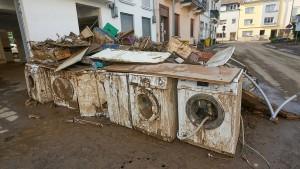 Tonnenweise Müll und Seuchengefahr
