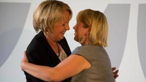Ministerpraesidentin Hannelore Kraft verleiht Verdienstorden des Landes Nordrhein-Westfalen