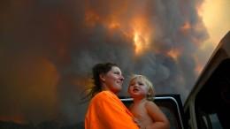 Australische Behörden rufen höchste Warnstufe aus