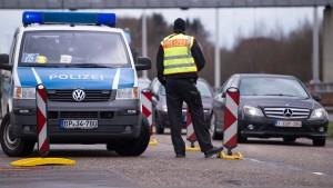 Bald keine Grenzkontrolle zu Österreich mehr