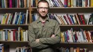 Alt und neu: Christian Wegner hat mit Momox eine Internetplattform zum Ankauf gebrauchter Bücher entwickelt.
