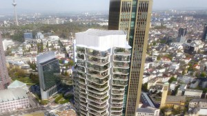 Höchster Wohnturm Deutschlands