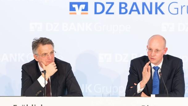 Keine deutsche Bank verdient mehr als die DZ Bank
