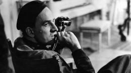 Das ist der Zufluchtsort von Ingmar Bergman