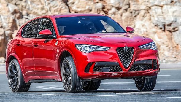 Sogar Alfa ist jetzt eine SUV-Marke