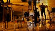 Israel lenkt im Tempelberg-Konflikt ein