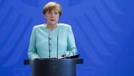 Merkel: Einschnitt für Europa