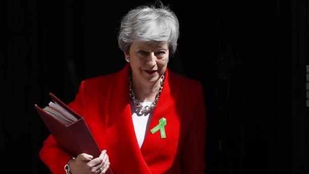 Theresa May ist am Ende