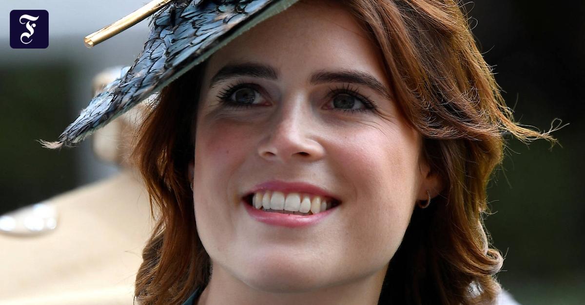 Prinzessin Eugenie ist Mutter eines Jungen - FAZ - Frankfurter Allgemeine Zeitung