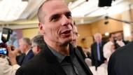 Varoufakis: Rentner werden vor Gläubigern bedient