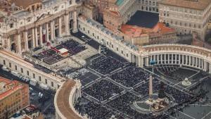 Der neue Kampf um Rom