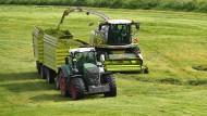 Die Landwirtschaft setzt auf Digitalisierung