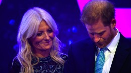 Prinz Harry kämpft bei Rede für kranke Kinder mit Tränen