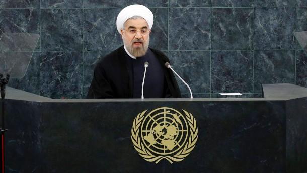 Iran zu sofortigen Gesprächen über Atomprogramm bereit