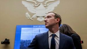 Facebooks Kontrollgremium nimmt Formen an