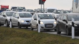 Staurekord auf deutschen Autobahnen