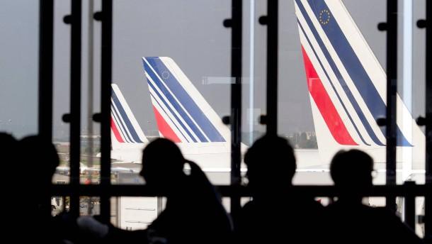 Neue Milliardenhilfe für Air France